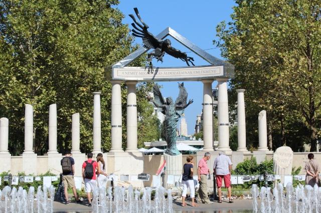 Monumento a la 2º Guerra Mundial