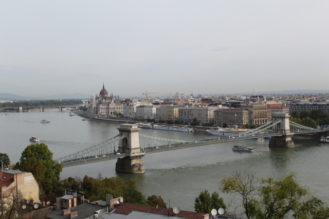 Budapest- Puente de las Cadenas