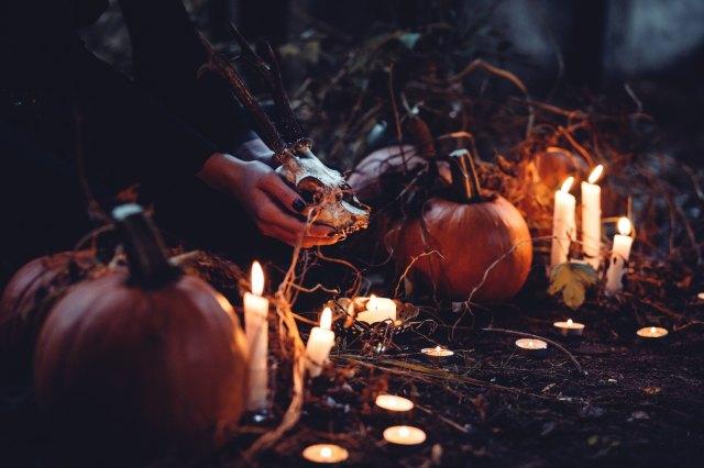 Halloween ofrenda
