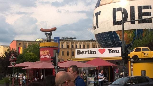 berlin panoramica