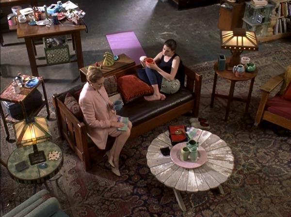 Princesa por sorpresa. Anne Hathaway. Julie Andrews. San Francisco. Casa. Estación de bomberos.